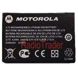 Motorola SL1600 SL2600 SL4000 Li-Ion 2300mAH Battery IP54