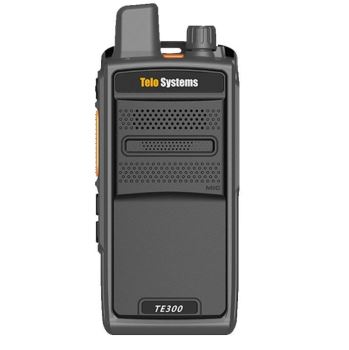Telo TE300 Rugged Push To Talk Over Cellular Handheld