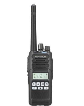 Nx-1300DE2 UHF Handheld Two Way Radio Including Standard Keypad