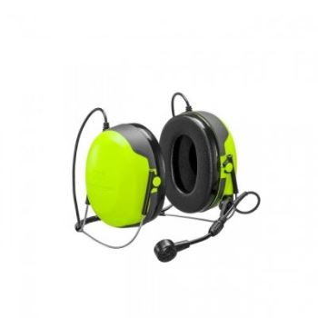 3M Peltor CH-3 FLX2 Neckband Headset With Built In PTT and Headband