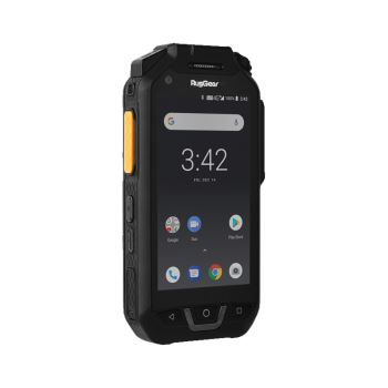 RugGear RG725 Android Smartphone Push To Talk Over Cellular Device