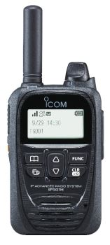 Icom IP100H IP Push To Talk Two Way Hand Portable Radio