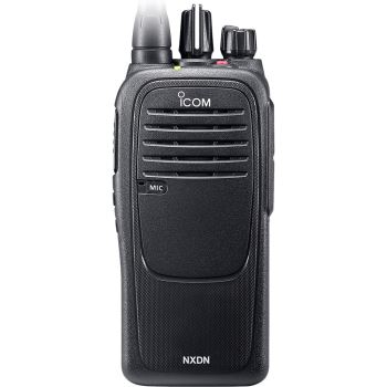 Icom IC-F1100D / IC-F2100D Waterproof Digital Hand Portable