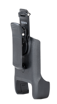 Hytera PD605 Holster With Swivel Belt Clip