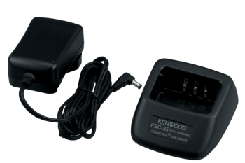 Kenwood KSC-35ST Rapid Charger (Li-Ion Only)