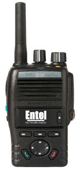 Entel DN495 Push To Talk Over Cellular PoC Hand Portable