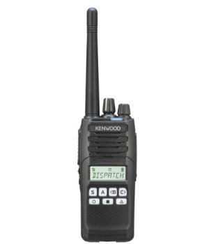 Kenwood NX-1200DE2 VHF DMR Handheld Two Way Radio Including Standard Keypad